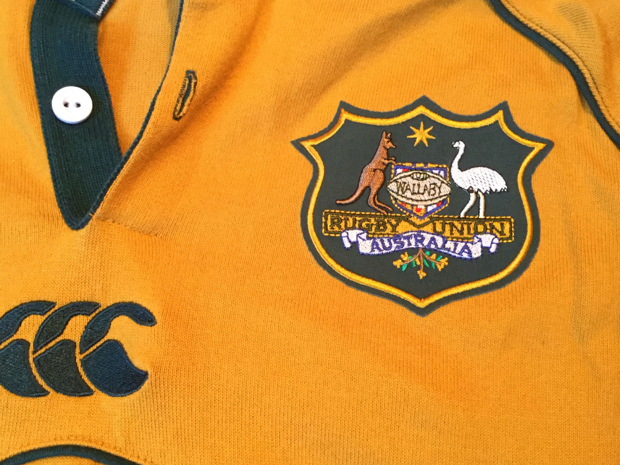 Classic Rugby Shirts 2006 Australia Old Vintage Retro